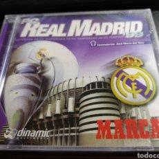 Coleccionismo deportivo: PC FUTBOL REAL MADRID 1999 PRECINTADO. Lote 159348826
