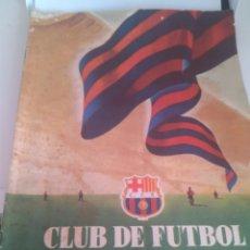 Coleccionismo deportivo: CLUB FÚTBOL BARCELONA MAYO 1954. Lote 162297333