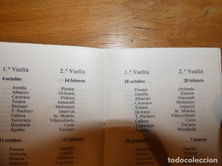 Albacete Balompie Calendario.Albacete Balompie Calendario Temporada 1981 Tercera Divisicon