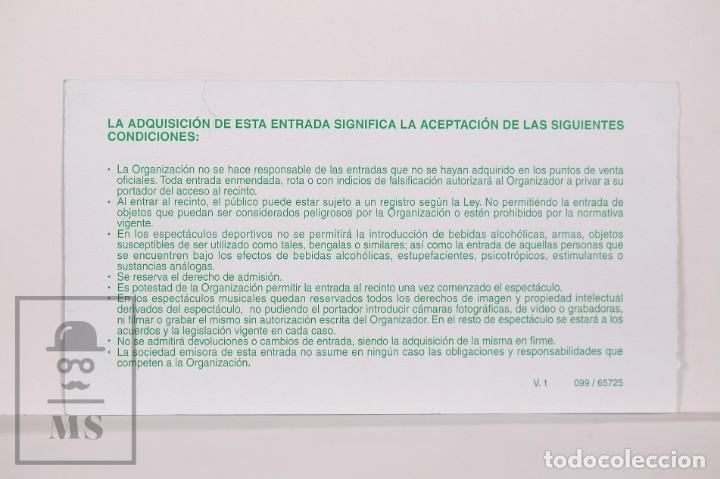 Coleccionismo deportivo: Entrada de Baloncesto Copa del Rey 2004 - Final, Jornada 4 - Palacio Deportes, Sevilla - Foto 2 - 168890284