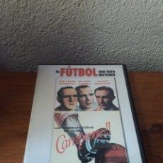 Coleccionismo deportivo: CAMPEONES DVD PELICULA GOROSTIZA ZAMORA QUINCOCES. Lote 169795612