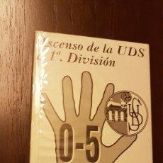 Coleccionismo deportivo: VÍDEO VHS ASCENSO UNIÓN DEPORTIVA SALAMANCA A PRIMERA. Lote 173405690