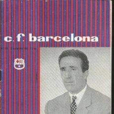 Coleccionismo deportivo: BOLETIN C F BARCELONA Nº 129 12 SEPTIEMBRE 1959. Lote 173425373