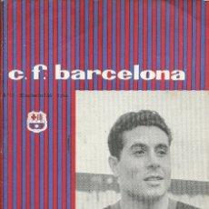 Coleccionismo deportivo: BOLETIN C F BARCELONA Nº 131 26 SEPTIEMBRE 1959. Lote 173425439