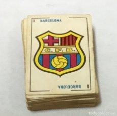 Coleccionismo deportivo: BARAJA DE CARTAS DE FÚTBOL, AÑOS 70. Lote 173773337