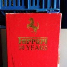 Coleccionismo deportivo: FERRARI 50 YEARS, COLECCIÓN 4 VÍDEOS VHS. Lote 174020178