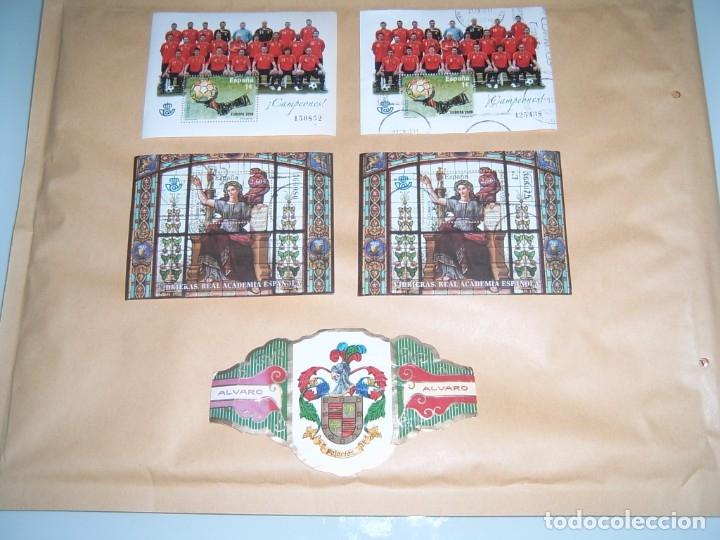 SELLO EUROCOPA 2008 (Coleccionismo Deportivo - Documentos de Deportes - Otros)