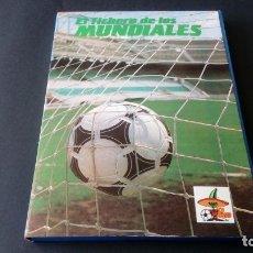 Coleccionismo deportivo: FICHAS EL FICHERO DE LOS MUNDIALES MÉXICO 86 1986 FÚTBOL PERFECTO ESTADO. Lote 176102118