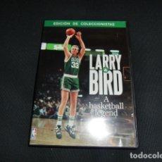 Coleccionismo deportivo: LARRY BIRD DVD EDICION COLECIONISTAS. Lote 177066950