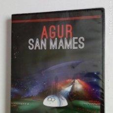 Coleccionismo deportivo: DVD - AGUR, SAN MAMES (EL ÚLTIMO PARTIDO EN EL ANTIGUO ESTADIO DEL ATHLETIC CLUB DE BILBAO). Lote 177187707