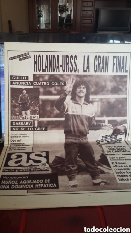 Coleccionismo deportivo: Finales Mundiales y eurocopas fútbol . Desde 1960 a hoy. - Foto 4 - 177690890