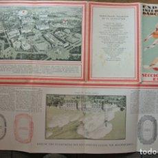Coleccionismo deportivo: BARCELONA EXPOSICION INTERNACIONAL DE BARCELONA 1929 . SECCION DEPORTIVA DEL ESTADIO ( RARO ) . Lote 178141514