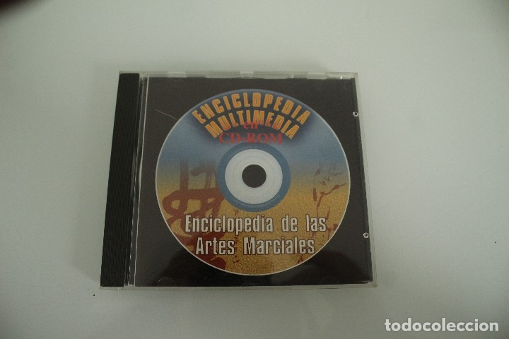 ENCICLOPEDIA DE LAS ARTES MARCIALES (Coleccionismo Deportivo - Documentos de Deportes - Otros)