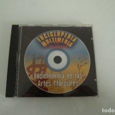 Coleccionismo deportivo: ENCICLOPEDIA DE LAS ARTES MARCIALES. Lote 178220921