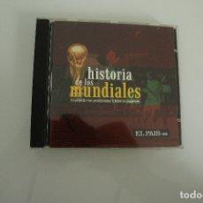 Coleccionismo deportivo: HISTORIA DE LOS MUNDIALES DE FUTBOL VOLUMEN II. Lote 178228061
