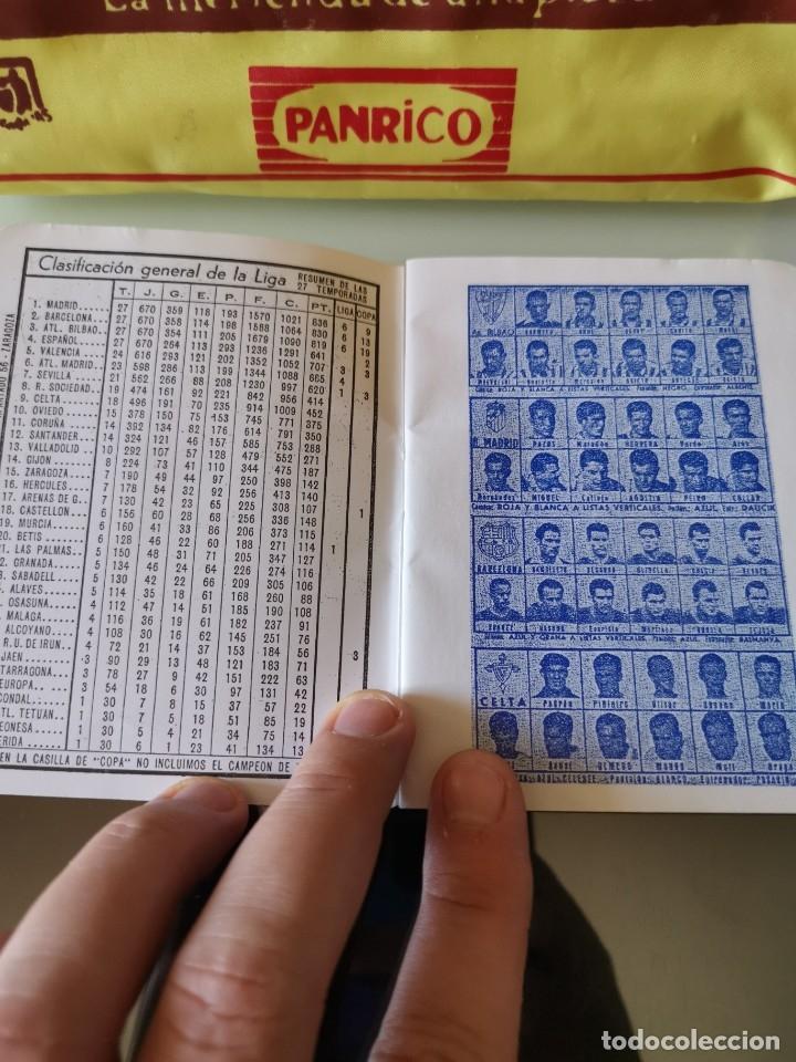 Coleccionismo deportivo: CALENDARIO LIGA FÚTBOL EDICIONES DINÁMICO 1958 1959 - Foto 2 - 178830760