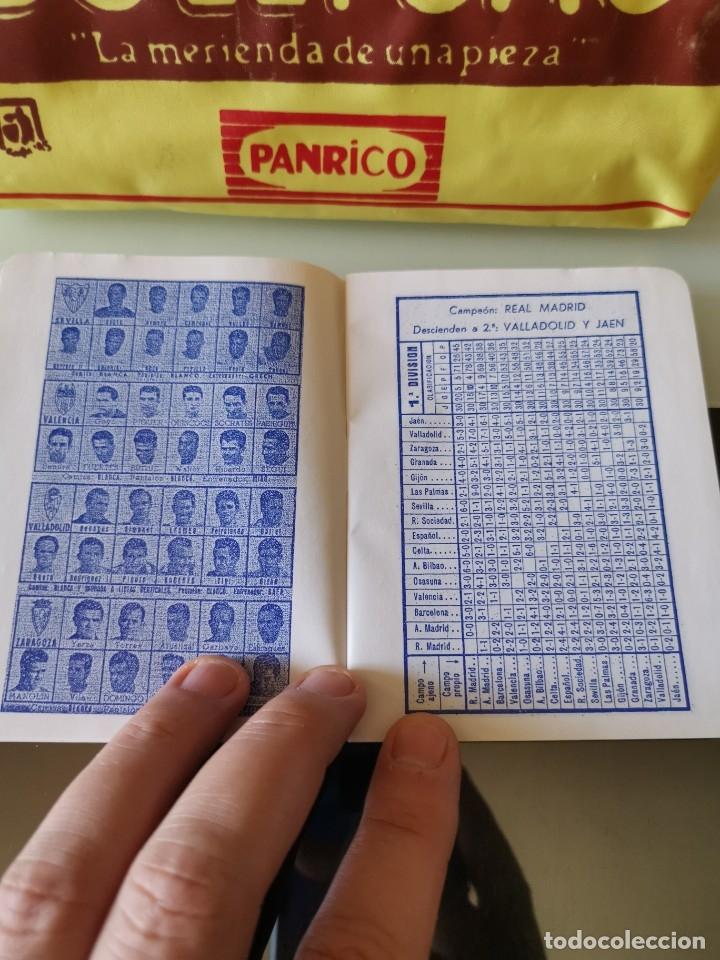 Coleccionismo deportivo: CALENDARIO LIGA FÚTBOL EDICIONES DINÁMICO 1958 1959 - Foto 3 - 178830760