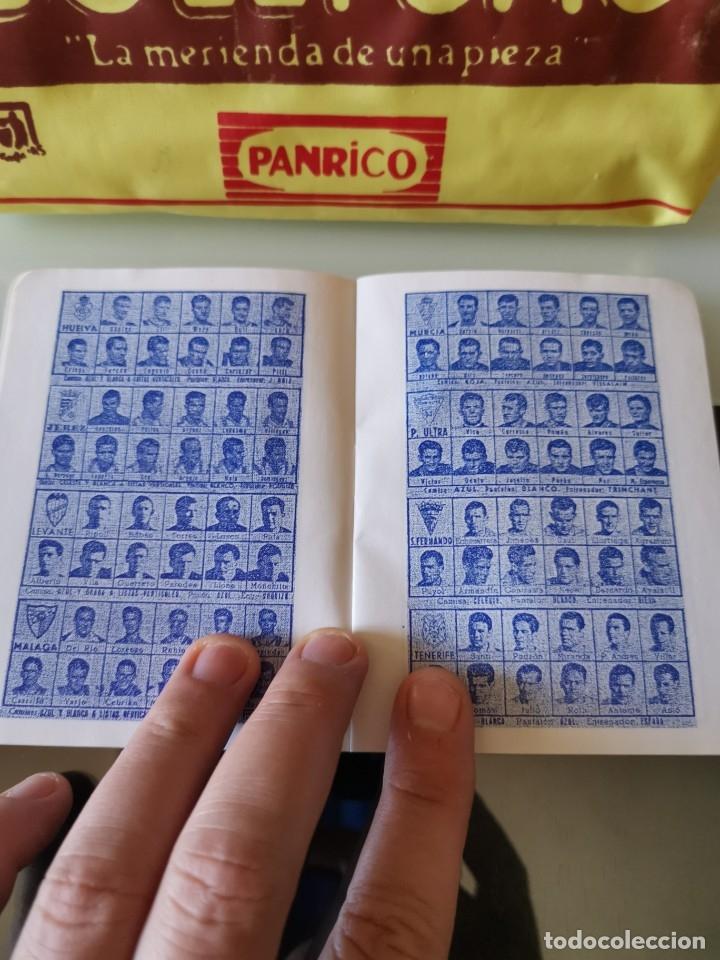 Coleccionismo deportivo: CALENDARIO LIGA FÚTBOL EDICIONES DINÁMICO 1958 1959 - Foto 4 - 178830760