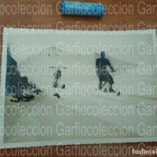 Coleccionismo deportivo: FOTOGRAFIA ORIGINAL RICARDO SORIANO. Lote 183976985