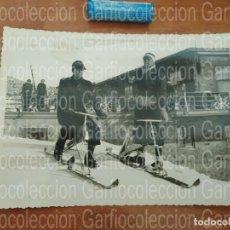 Coleccionismo deportivo: FOTOGRAFIA ORIGINAL RICARDO SORIANO. Lote 183977022