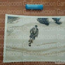 Coleccionismo deportivo: FOTOGRAFIA ORIGINAL RICARDO SORIANO. Lote 183977400