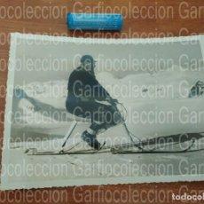 Coleccionismo deportivo: FOTOGRAFIA ORIGINAL RICARDO SORIANO. Lote 183977472