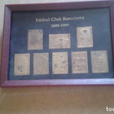 Coleccionismo deportivo: SELLOS IMAGENES DEL BARÇA . Lote 184108443