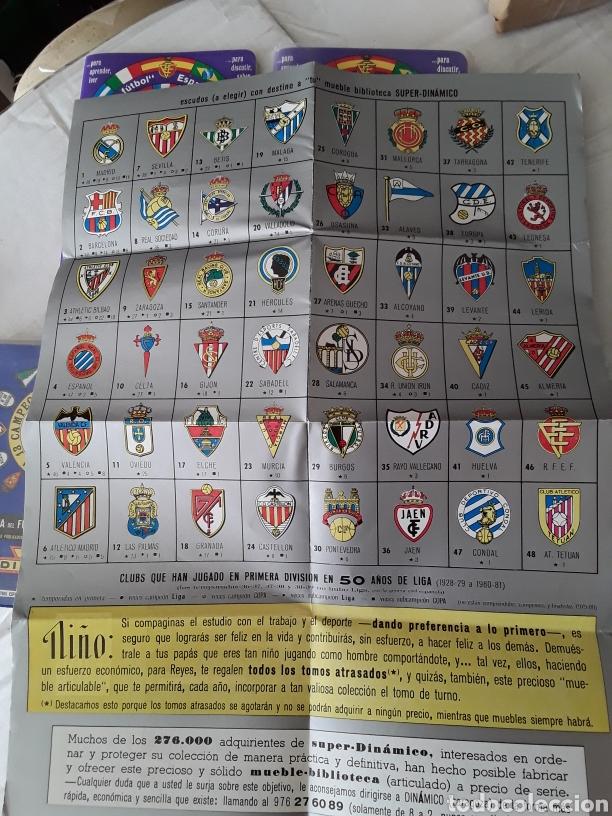 Coleccionismo deportivo: Lote super dinamicos - Foto 3 - 187191770