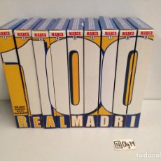 Coleccionismo deportivo: 100 AÑOS DE HISTORIA VIVA DEL REAL MADRID. Lote 190872256