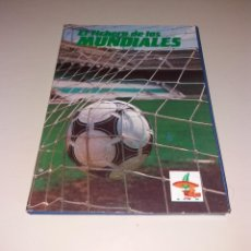Coleccionismo deportivo: COLECCIONABLE. EL FICHERO DE LOS MUNDIALES. LA VERDAD, MÉXICO 1986 86. COMPLETO. Lote 191396695