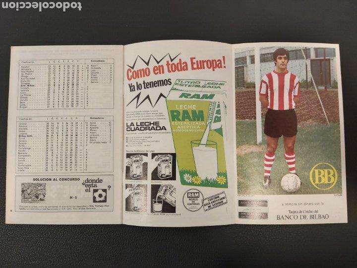 Coleccionismo deportivo: Programa Athletic-Barcelona - Foto 2 - 191883785