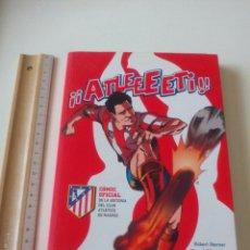 Coleccionismo deportivo: CÓMIC OFICIAL DE LA HISTORIA DEL CLUB ATLÉTICO DE MADRID.. Lote 194183190