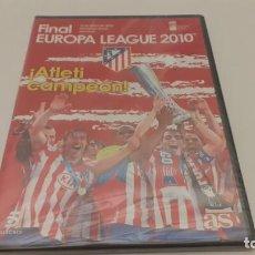 Coleccionismo deportivo: FINAL EUROPA LEAGUE HAMBURGO 2010 ATLÉTICO DE MADRID-FULHAM. Lote 194614661