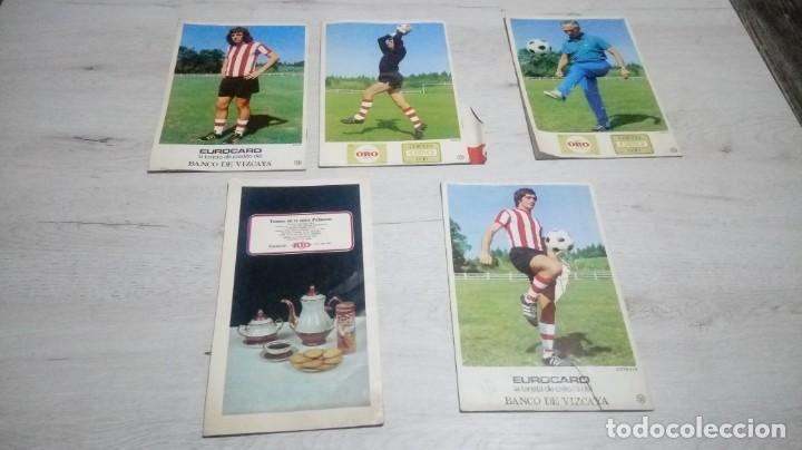 Coleccionismo deportivo: Lote 5 programas del Athletic Club de Bilbao temporada 73 - 74. - Foto 4 - 194739561