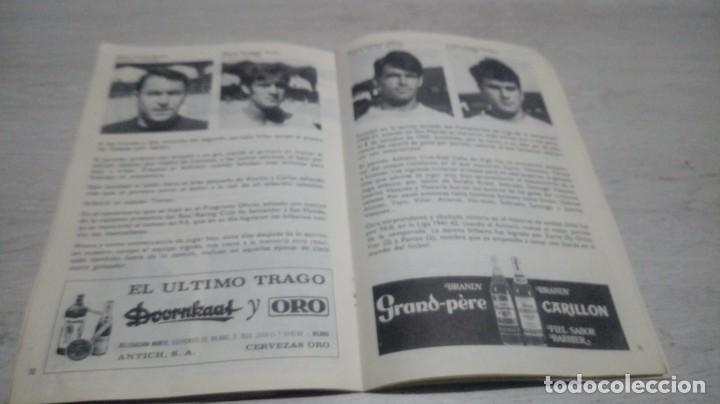Coleccionismo deportivo: Lote 5 programas del Athletic Club de Bilbao temporada 73 - 74. - Foto 18 - 194739561
