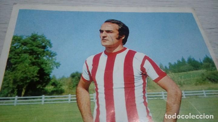 Coleccionismo deportivo: Programa oficial Athletic Club de Bilbao - R. Sporting C. De Gijon temporada 73 - 74. - Foto 4 - 194741072