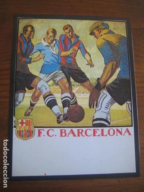 F.C. BARCELONA - PER UN BARÇA NOU VOTA JOAN CASALS - ELECCIONES PRESIDENCIA F.C. BARCELONA 1978 (Coleccionismo Deportivo - Documentos de Deportes - Otros)