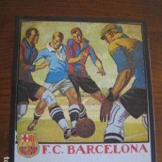 Coleccionismo deportivo: F.C. BARCELONA - PER UN BARÇA NOU VOTA JOAN CASALS - ELECCIONES PRESIDENCIA F.C. BARCELONA 1978. Lote 194753823