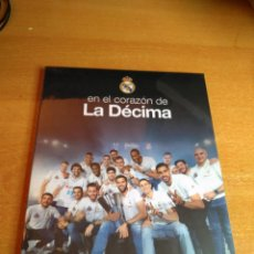 Coleccionismo deportivo: DVD PRECINTADO EN EL CORAZON DE LA DECIMA (REAL MADRID BASKET). Lote 194890008