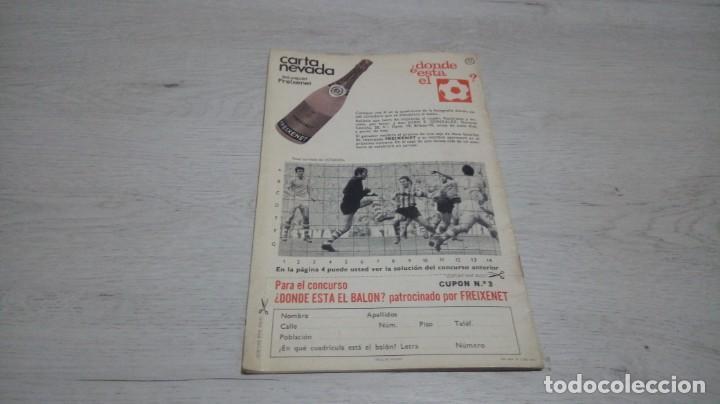 Coleccionismo deportivo: Programa oficial Athletic Club de Bilbao - Real Club Celta. temporada 71 - 72. - Foto 2 - 194905635