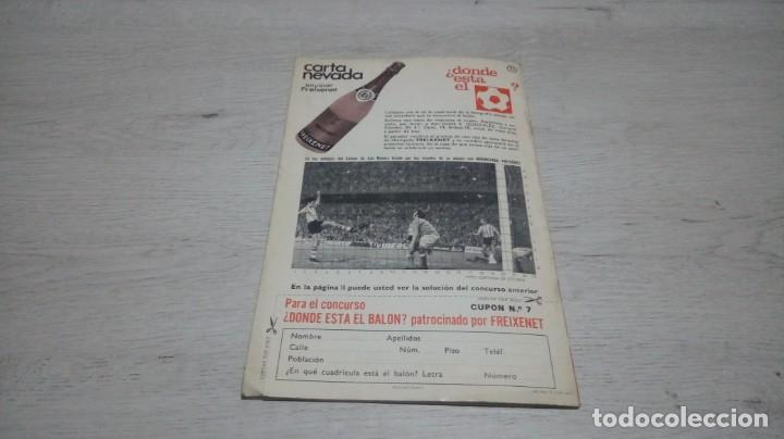 Coleccionismo deportivo: Programa oficial Athletic Club de Bilbao - Cordoba C. F. temporada 71 - 72. - Foto 2 - 194905665