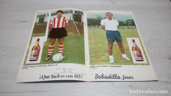 Coleccionismo deportivo: Programa oficial Athletic Club de Bilbao - Cordoba C. F. temporada 71 - 72. - Foto 3 - 194905665