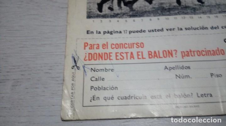 Coleccionismo deportivo: Programa oficial Athletic Club de Bilbao - Sevilla C. F . temporada 71 - 72. - Foto 2 - 194905696