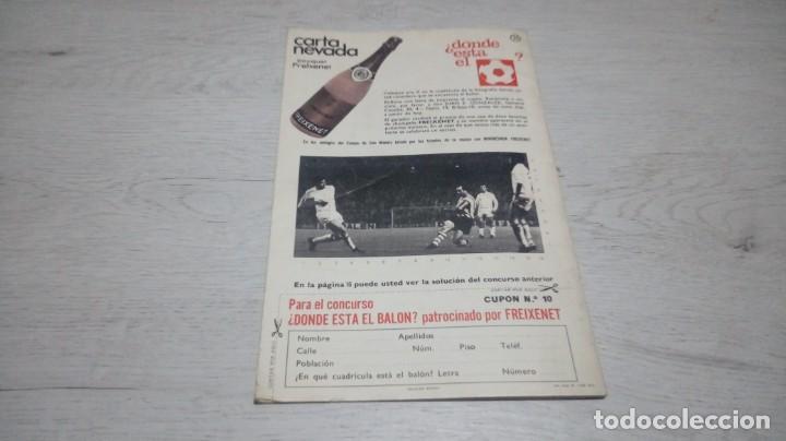 Coleccionismo deportivo: Programa oficial Athletic Club de Bilbao - Real Betis. temporada 71 - 72. - Foto 2 - 194906007