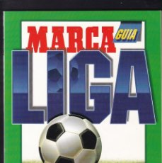 Coleccionismo deportivo: MARCA - GUIA LIGA - 95 / 96. Lote 195169581