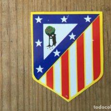 Coleccionismo deportivo: R8174 ANTIGUA PEGATINA ESCUDO ATLETICO MADRID. Lote 195316127