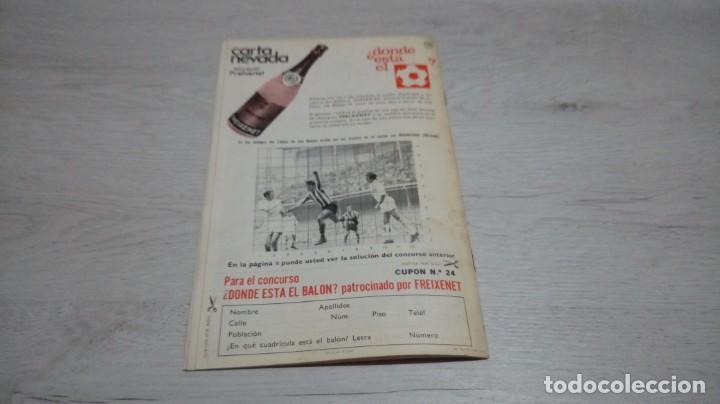 Coleccionismo deportivo: Programa oficial Athletic Club de Bilbao - Real Madrid temporada 72- 73. - Foto 2 - 195342182
