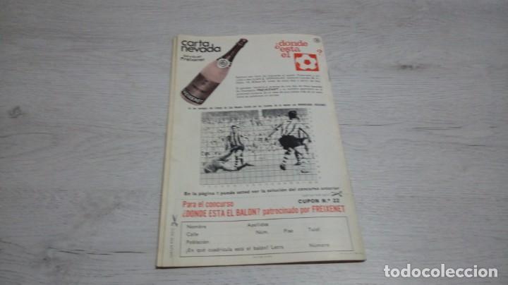 Coleccionismo deportivo: Programa oficial Athletic Club de Bilbao - R. C. D. La coruña temporada 72- 73. - Foto 2 - 195342251