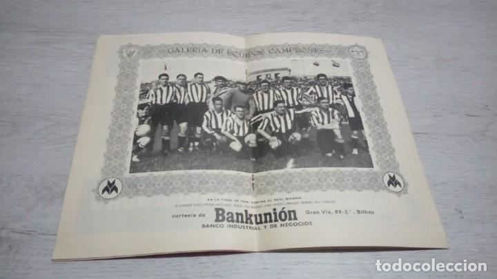 Coleccionismo deportivo: Programa oficial Athletic Club de Bilbao - R. C. D. La coruña temporada 72- 73. - Foto 3 - 195342251