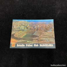 Coleccionismo deportivo: POSTAL ESTADIO FUTBOL CLUB BARCELONA. Lote 196142130